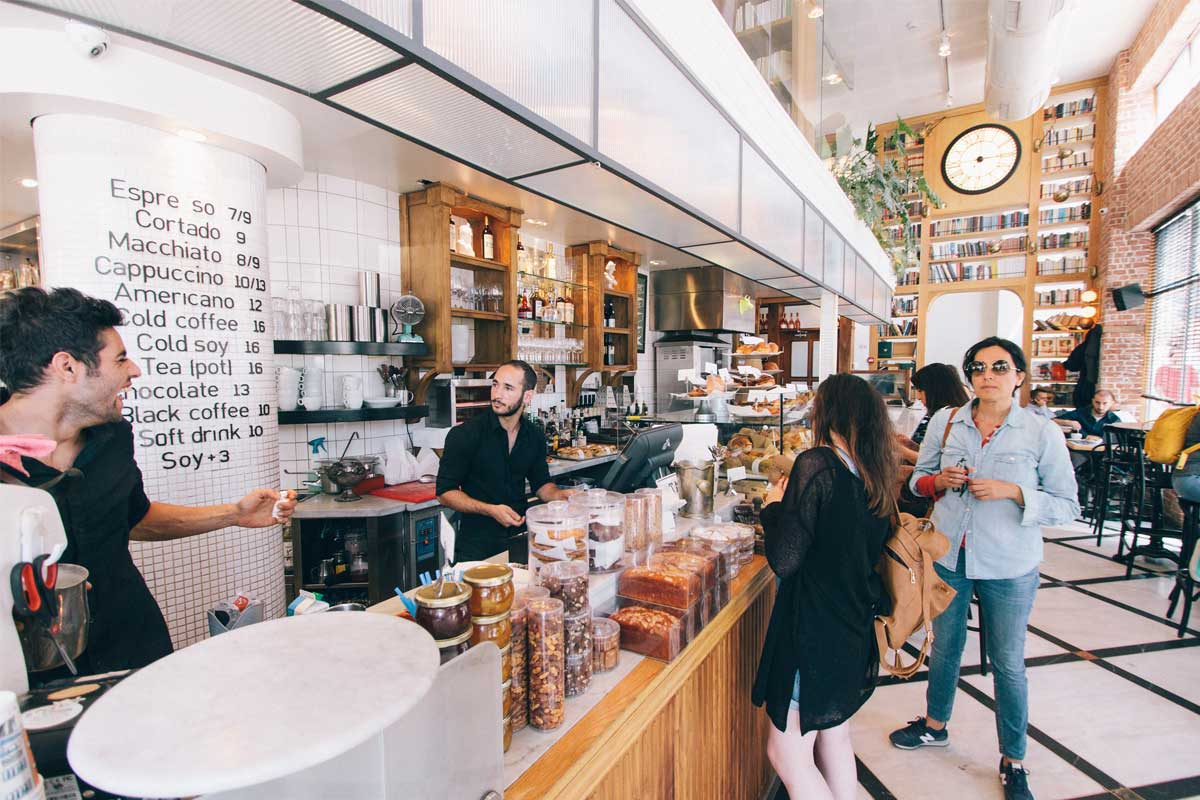 Best Cafes In Europe Old Town