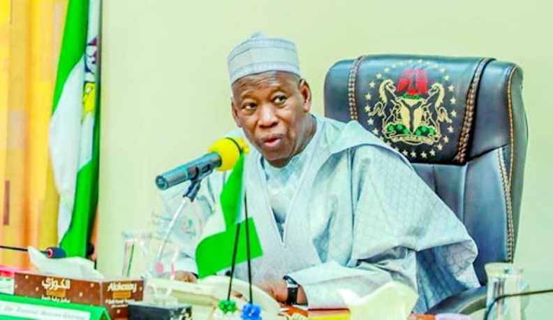 Ganduje appeals for reopening MAKIA