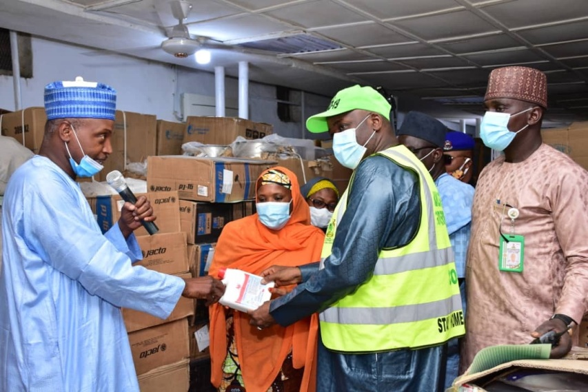 COVID-19: KNSG receives PPE donation worth N82m