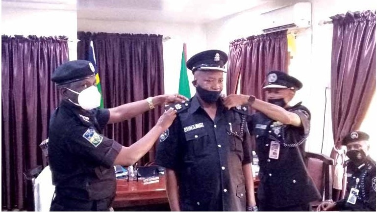 Sokoto: AIG decorates 7 officers with new ranks