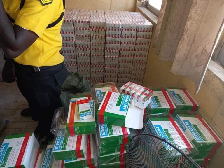 KSCPC arrests fake drugs worth thousands of Naira