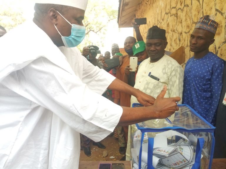 LG polls: Tambuwal urges contestants to be magnanimous in victory