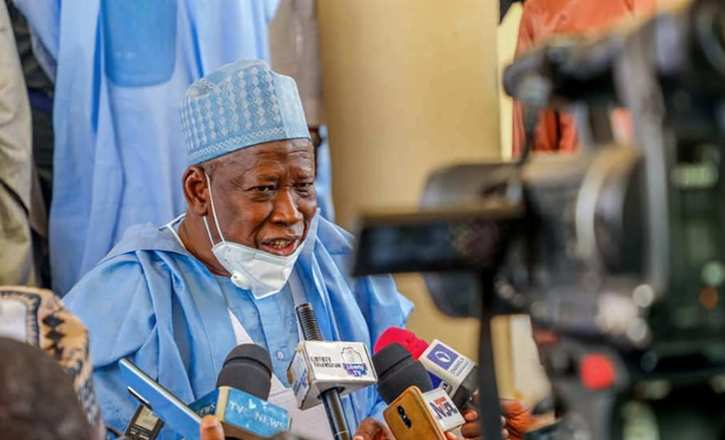 Community policing, solution to insecurity – Ganduje
