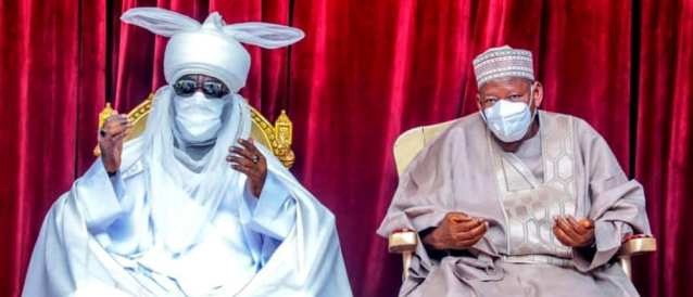 Ganduje and traditional institution promotion, restoration