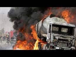 Tanker explosion leaves several with injuries