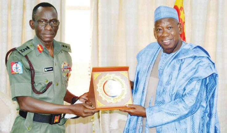 Nigeria's insecurity solution rests on dialogue –Ganduje