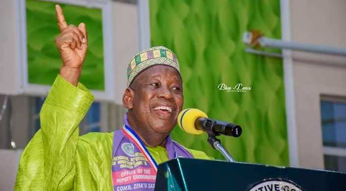 Ganduje to prosecute politicians using dangerous weapons at events