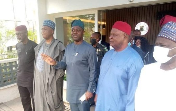 Makinde urges unity as reconciliation committee arrives