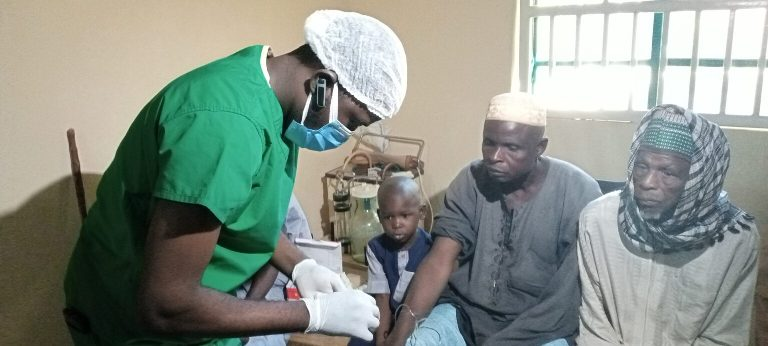 Sokoto: 500 hypertension, diabetes benefits with free medical outreach