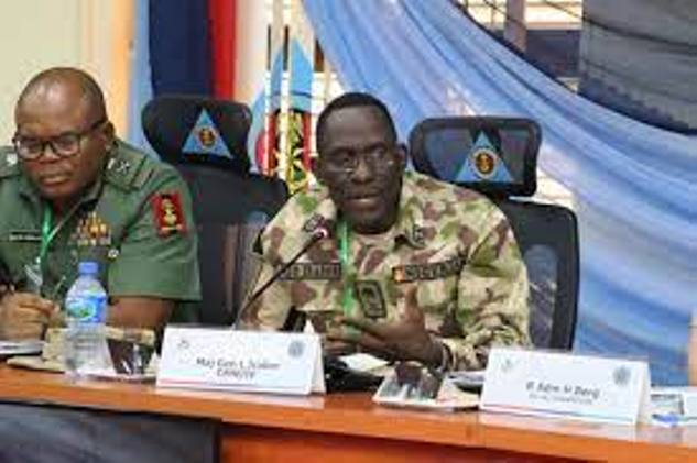 Within 1 month: Over 2, 783 terrorists surrender, 420 killed, 101 arrested –DHQ